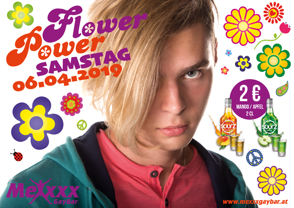 Flower Power 6. April 2019
